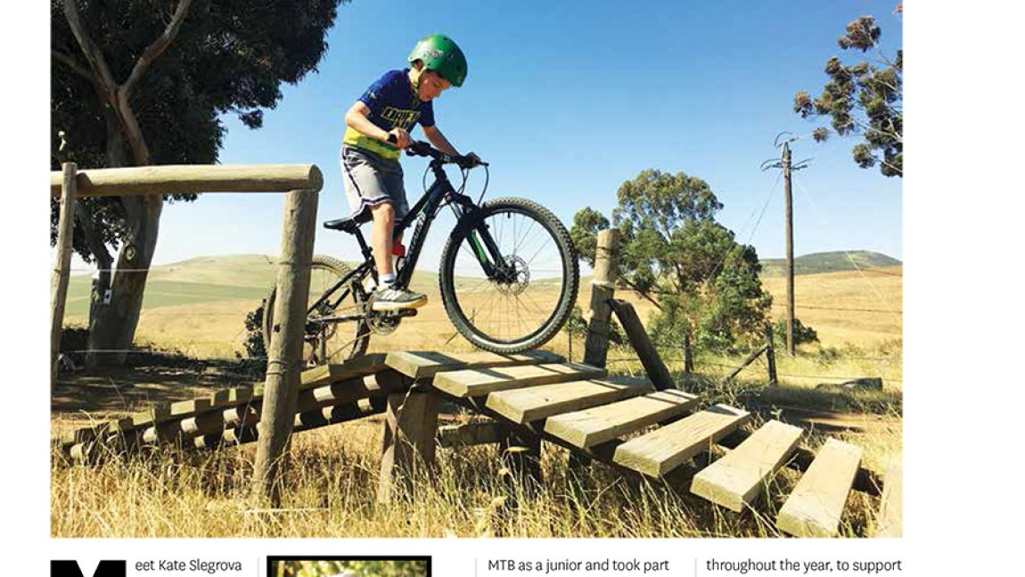 Mountain Biking Magazine | Autumn 2017 Issue